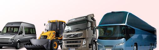 автобусы и грузовики из германии